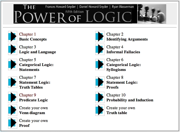 The Logic Book 5th Edition